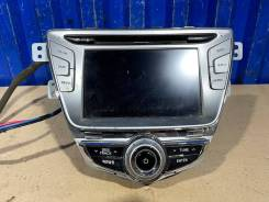 Магнитола Hyundai Elantra 2011 V 1.6 G4FD