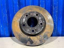 Тормозной диск Hyundai Elantra 2011 [517123X000] V 1.6 G4FD, передний