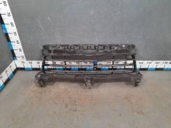 Решетка в бампер центральная Porsche Cayenne [9Y0807683P] 3
