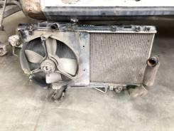 Радиатор охлаждения двс Toyota Carina ED Corona Exiv Celica