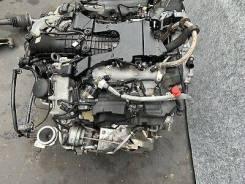 Двигатель в сборе M276 Mercedes R172 SLC43 Twin Turbo V6