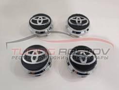 Центральные колпачки на литье Toyota подсветка!