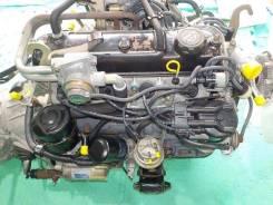 Двигатель в сборе Hiace YH81 19000-72191 8135 км