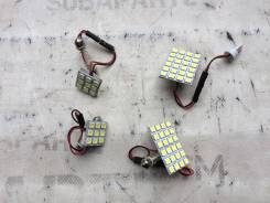 Комплект LED лампочек, Subaru Legacy BR9
