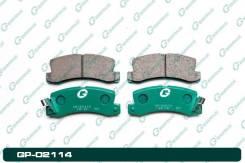 Колодки тормозные задние G-brake GP-02114
