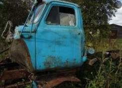 Самосвал ГАЗ - САЗ 3507 (остатки) 1991г.