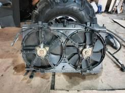 Радиатор охлаждения ДВС на Nissan Sunny, Primera, AD, Wingroad!