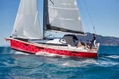 Парусная яхта Dehler 38 SQ