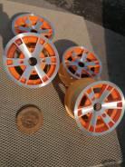 Ремонт и покраска литых дисков порошковыми красками