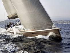 Паруная яхта Dehler 46