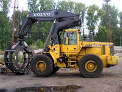 Лесопогрузчик (погрузчик леса) Volvo L180D High-lift 2001