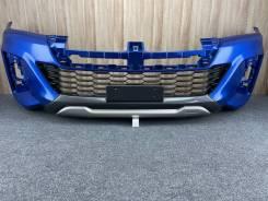Бампер передний Toyota Hilux GUN125 TRD