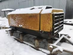 Продаётся компрессор с двигателем внутреннего сгорания КВ-12/12П