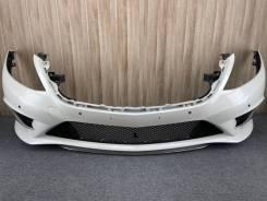 Бампер передний Mercedes S-Class W222 AMG