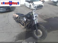 Harley-Davidson Dyna Fat Bob FXDF 25124, 2009