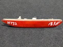 Катафот бампера Nissan X-Trail 2014 [265608990C] NT32-011838 MR20DD, задний правый