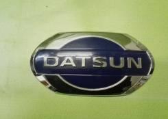 Эмблема крышки багажника Datsun On-Do