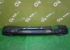 Юбка бампера Bmw 3 F34 2013 [51128057175], задняя