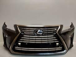 Бампер Lexus Rx 2016-2019 [521194D938] 4, передний