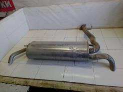 Глушитель основной для Haval F7 [арт. 524512]