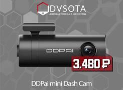 Автомобильный Видеорегистратор DDPai mini Dash Cam Black! Dvsota
