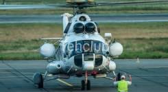 Вертолет Ми-8МТВ-1, 1993 г.