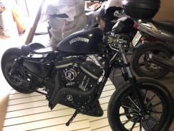 Harley-Davidson Sportster 883, 2009