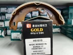 Тормозные колодки HSB HONG SUNG Brake HS1010