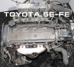Двигатель Toyota 5E-FE контрактный   Установка Гарантия