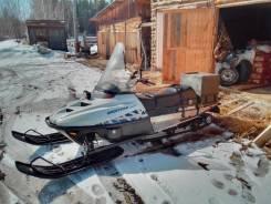 Polaris Widetrak 500 LX, 2007