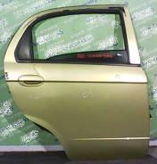 Дверь боковая Chevrolet Spark M200 Daewoo Matiz задняя правая