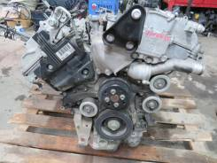 Двигатель 2GR-FE Toyota Harrier GSU35 GSU36