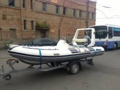 Лодка RIB Stormline Ocean Drive Luxe 500