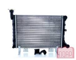 Радиатор ВАЗ 21043, 21053, 21073 дв. инж, алюминиевый (21073-1301012) П