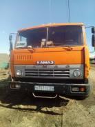 КамАЗ55102 колхозник, 1987