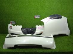 Бампер Nissan March