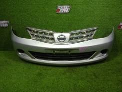 Бампер Nissan Tiida, передний