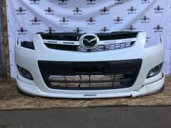 Бампер передний Mazda MPV 3 LY