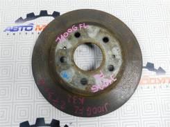 Диск тормозной Daihatsu Terios [4351287402] J100G, передний