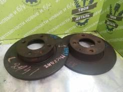 Тормозные диски Москвич 2141 1996г. в. [DF1748], переднее