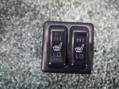 Кнопка включения обогрева сидений Mitsubishi Outlander 2005 [MB803872] CU5W 4G69 Mivec