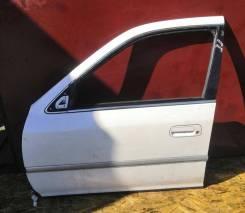 Дверь передняя левая Toyota Cresta JZX 100