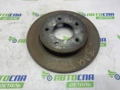 Диск тормозной Mazda 3 Bl 2010 [C24Y3325XC9A] Седан Бензин, передний