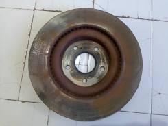 Диск тормозной передний вентилируемый [3501011XKY00A] для Haval F7 [арт. 524657]