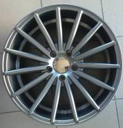 Replica Vossen VFS2 7.5xR17 5x100 ET35 D57.1 VW POLO, Skoda Rapid