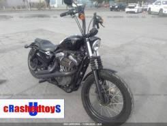 Harley-Davidson Sportster 1200 Nightster XL1200N 35500, 2010