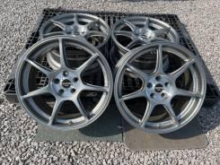 6.6! Кованные красавицы из Японии Enkei RS+M. R17 7.5J ET 48