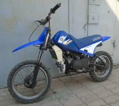 Yamaha PW80, 2004