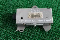 Усилитель магнитолы на Chevrolet Suburban GMT400