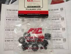 Комплект пыльников направляющих суппортов (8 штук + смазка + 2 колпачка) Toyota Fic Япония FS-217 04479-30030
